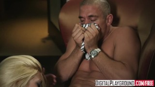 Digital Playground - Blonde bombshell Riley Steele wants some cock