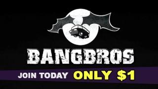 BANGBROS - Slappin' PAWG Gia Paige's Big Ass... Wobbly Wobbly, Make You Nut