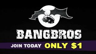 BANGBROS - Lana Rhoades Wants Her Tutor's Big Black Cock... And She Gets It