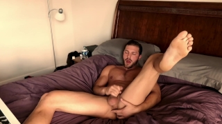 Brandon Cody's first JackOff Video On Porn Hub