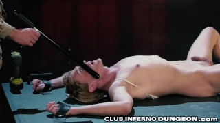 ClubInfernoDungeon Feel Daddy Flexing His Fist Up Ur Ass Hole!!