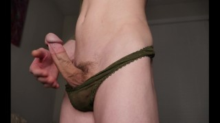 Chaturbating my hard penis - streaming with a DSLR