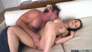 Manuel Ferrara - Lana Rhoades Does Her Best Impression Of A Cinnamon Bun