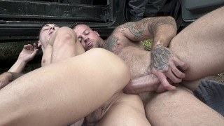 FamilyDick - Twink Gets Fucked By His Stepdad After Acting Out