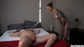 Sensual Edging with Rocky - She Owns Your Manhood - Rocky Emerson