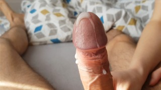 Hot Teen Close Up Ruined Handjob With Huge Cum! POV! FullHD!