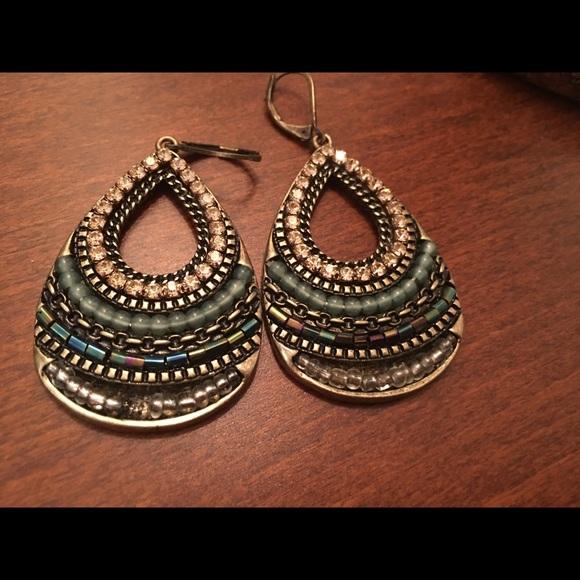 Premier Designs Jewelry Premier Design Pattern Play Earrings