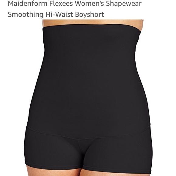 Maidenform Intimates  Sleepwear Flexees Shapewear Hiwaist Boy
