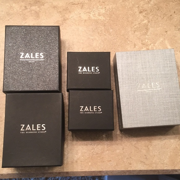 Zales Accessories Jewelry Box Poshmark