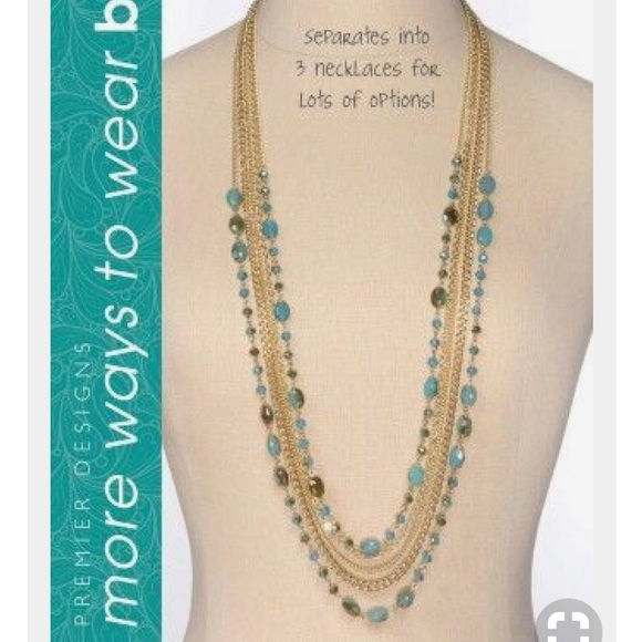 Premier Designs Jewelry Premiere Design Belize Necklace Poshmark
