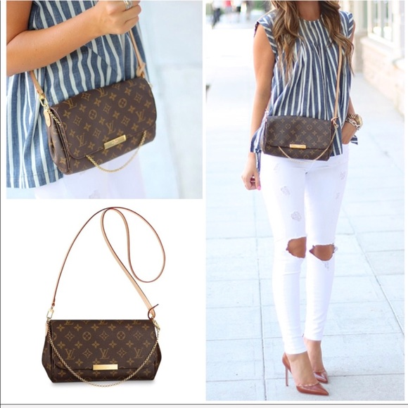 Ikea Saumur Louis Vuitton Bags | Authentic Favorite Mm Monogram Purse