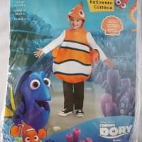 Disney Costumes | Pixar Kids Nemo Halloween Costume Age 36 ...