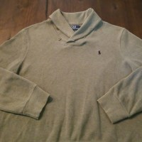 Polo by Ralph Lauren Sweaters | Shawl Collar Sweater Xl ...
