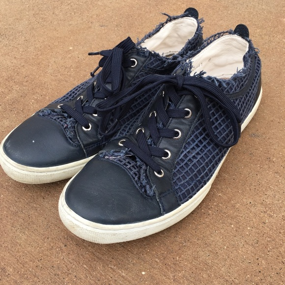 Dolce  Gabbana Shoes Dolce Gabbana Low Top Leather Sneakers