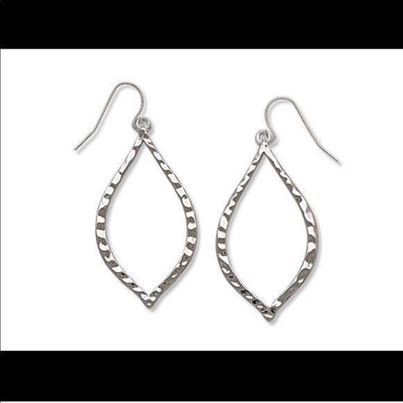 Premier Designs Jewelry Premier Design Silver Essence Earrings