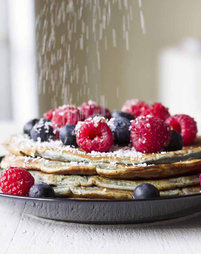 Fitness Pancakes Rezept Easy Protein Pancakes Diabetes Strong