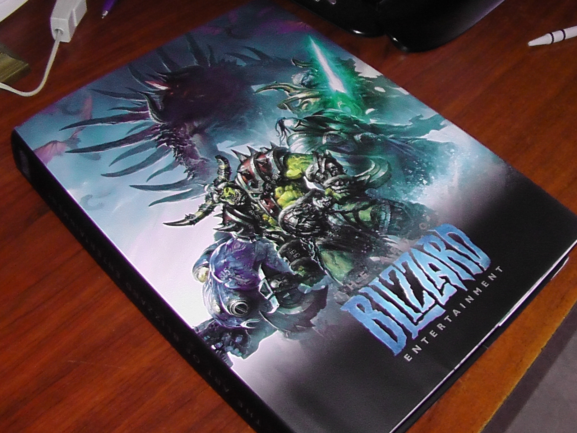 Libros De World Of Warcraft Diablo 3 Esp Artículos Análisis The Art Of Blizzard