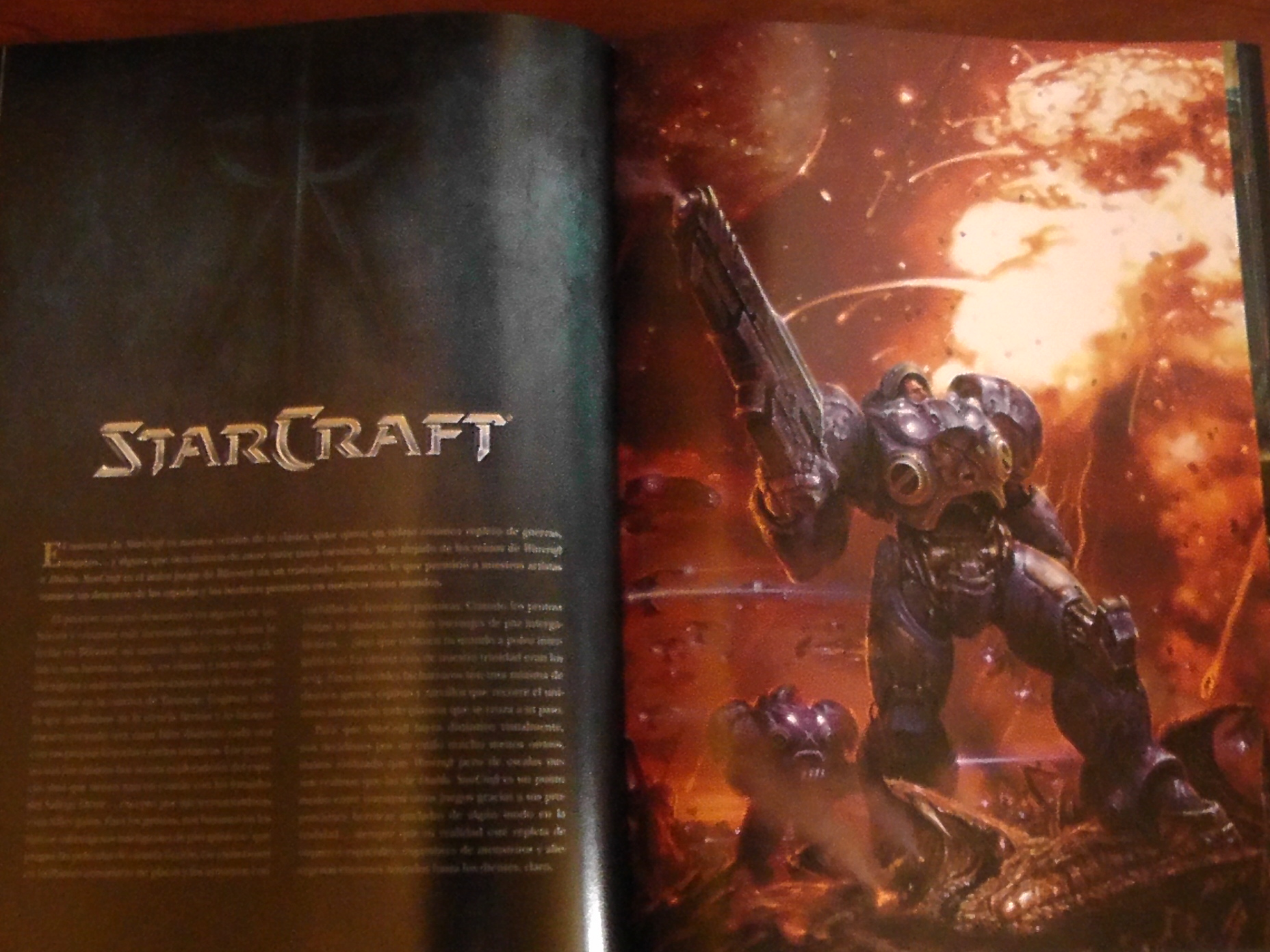 Libros De Starcraft Starcraft Esp Análisis The Art Of Blizzard Noticias