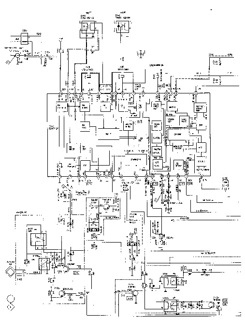 diagram lg chassis cw81a