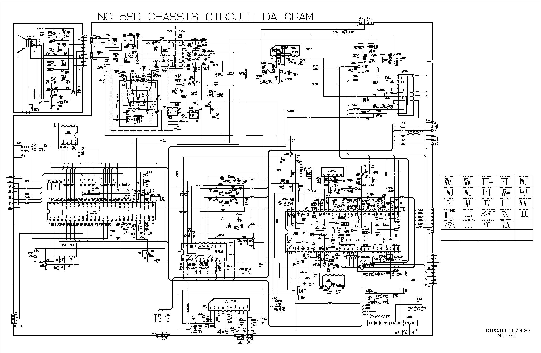 diagrama lg 32ln570b