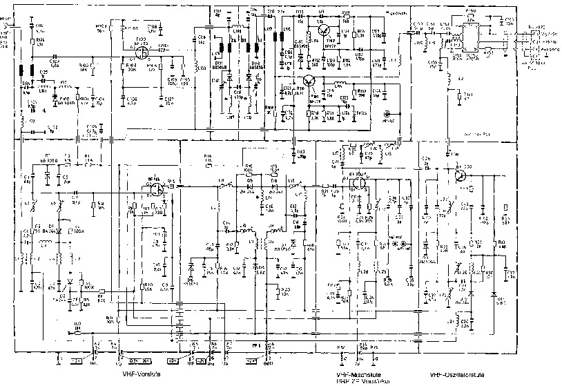 telefunken tkp2177st diagrama