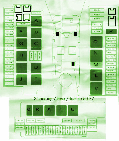 2001 S500 Fuse Box Diagram - Wiring Diagrams Schema