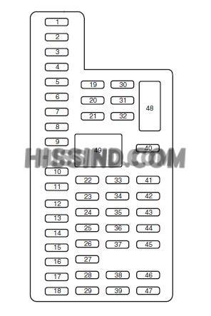2012 ford f 150 fuse diagram