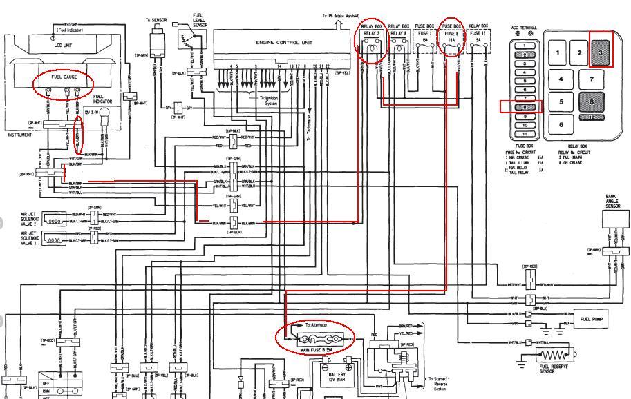 Gl1000 Wiring Diagram