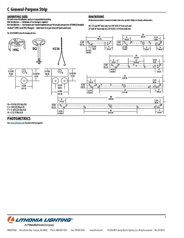 Lithonia Lighting T8 Wiring Diagram Lithonia Lighting Installation