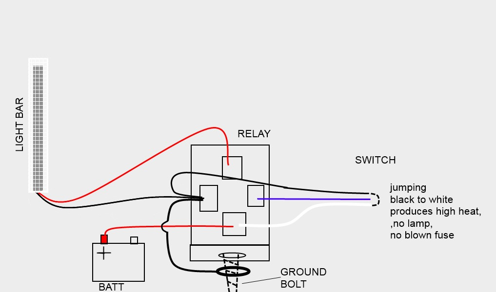 5 pin momentary push switch wiring diagram
