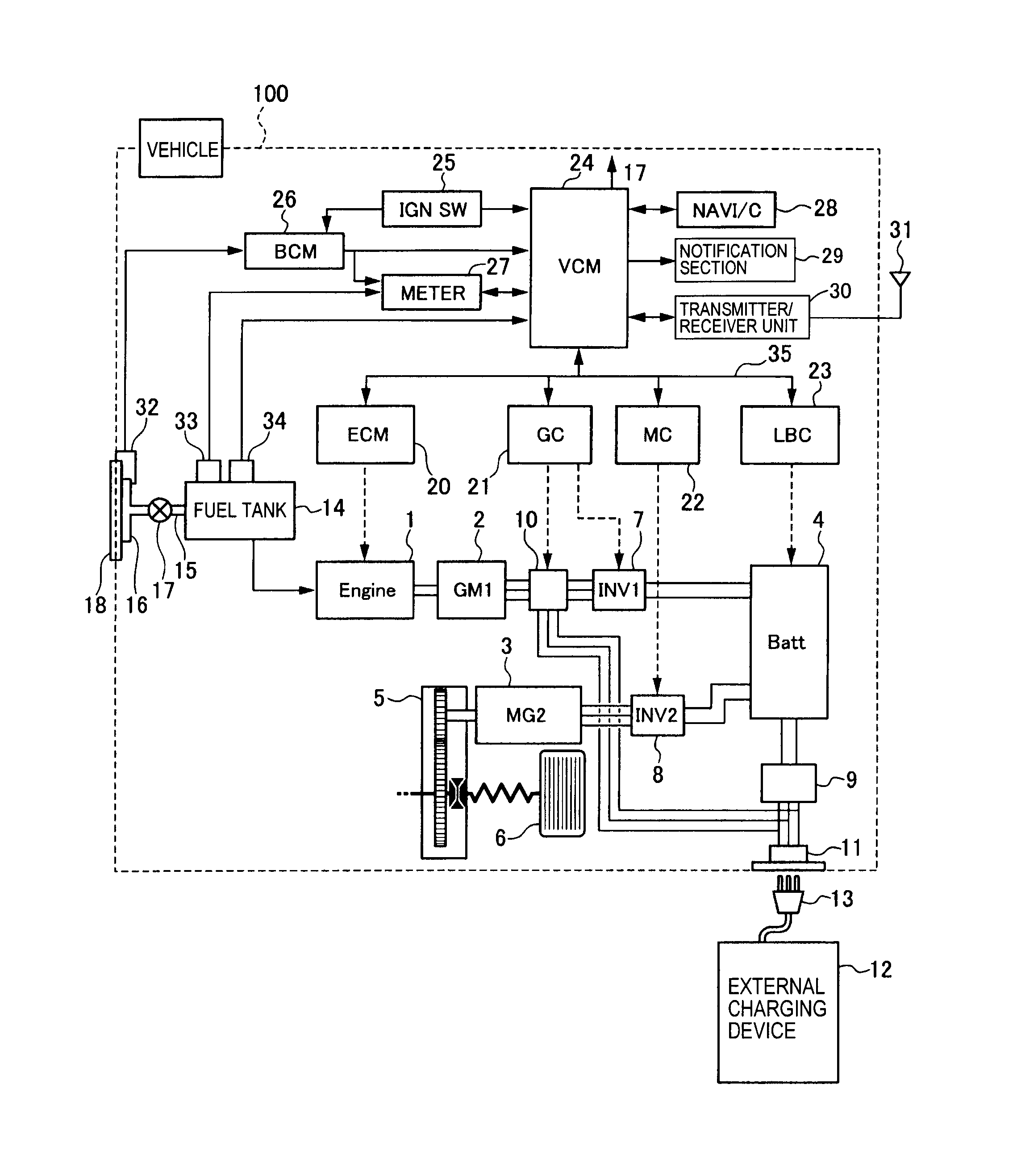 e200 electric scooter green parts diagram