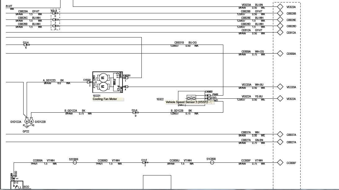 Ford Transit Mk7 Starter Motor Wiring Diagram SOLVED Need wire