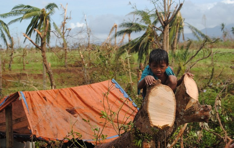Climate change loss and damage, here and now