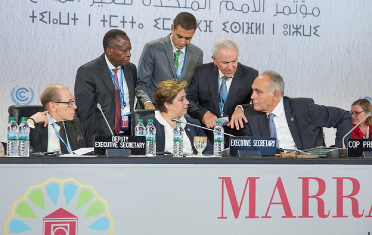 Marrakech summit ends without funds deal