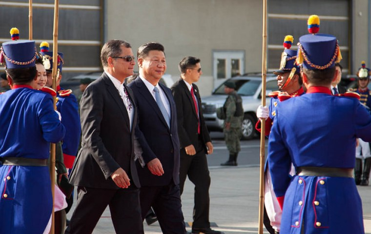 Ecuador must re-invent its relationship with China
