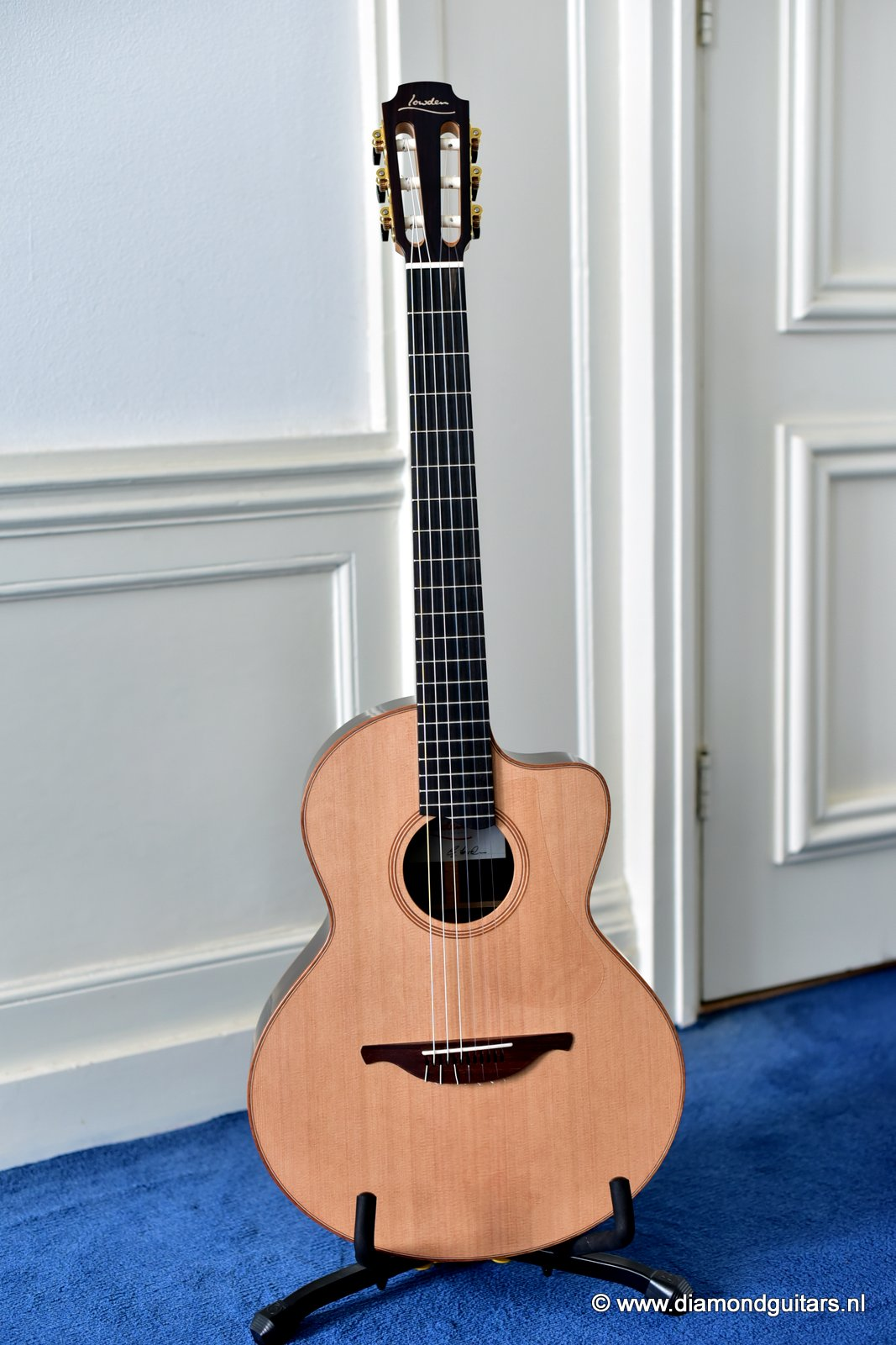 Red Cedar Prijs Lowden S25j Indian Rosewood Red Cedar New