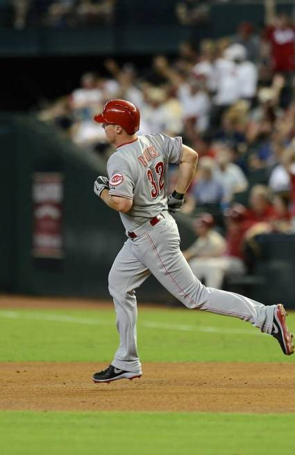 Jay Bruce hit about 900 feet worth of home runs on FOX Saturday Night.