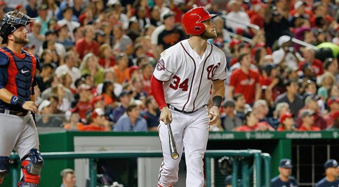 Bryce Harper homers twice more; cannot be stopped right now