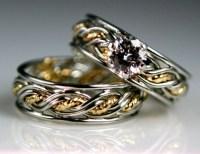Wedding Rings For Men | Black Diamond Ring