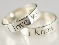Promise Rings: Symbol Of Commitment And Promise   Black ...