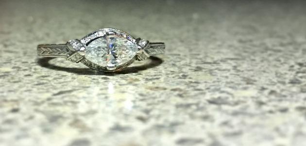Having Diamonds Reset On Resize Ring