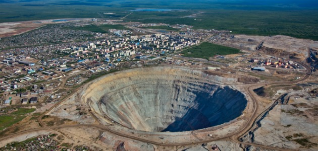 Diamonds Do Good: making real change in Siberia with ALROSA.
