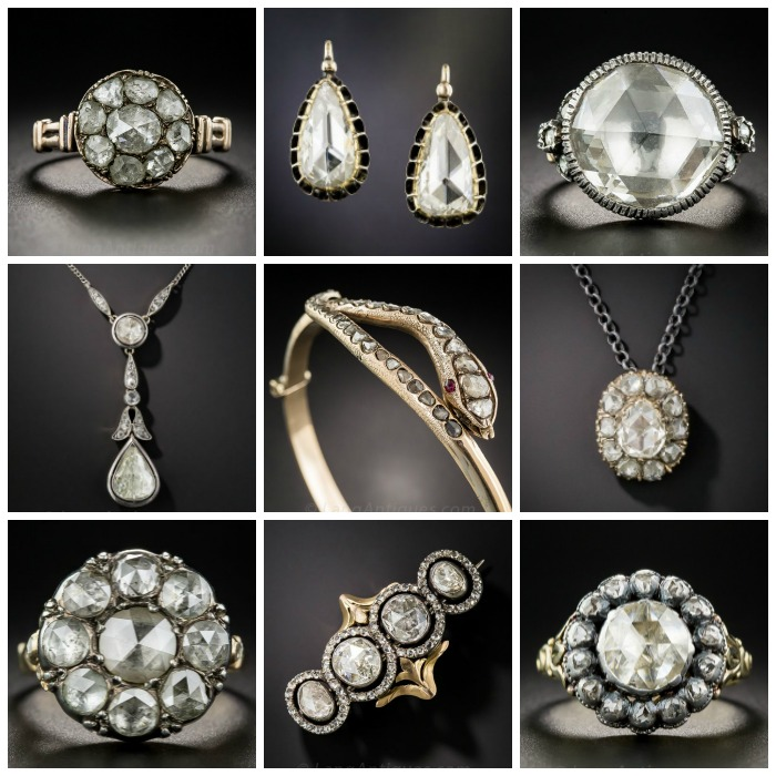 lang-antiques-has-come-into-posession-of-the-most-remarkable-single-owner-collection-of-rose-cut-diamond-jewelry