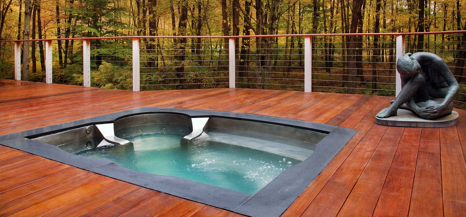 Jacuzzi Pool Ideas Stainless Spa Stainless Steel Hot Tub Luxury Spas Diamond Spas