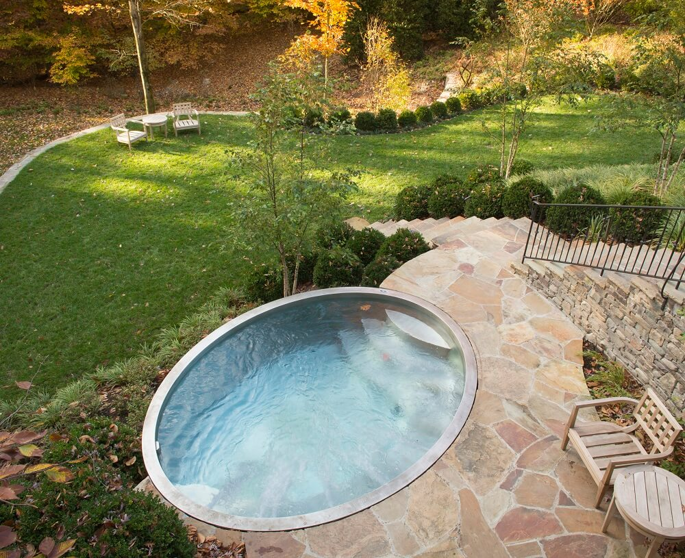 Jacuzzi Pool In Ground Stainless Spa Stainless Steel Hot Tub Luxury Spas Diamond Spas