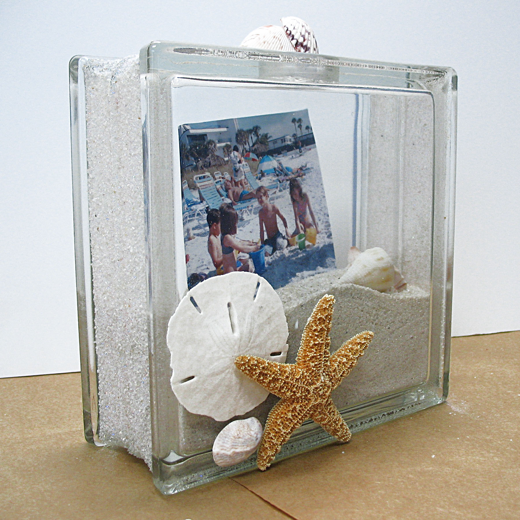 Deco Block Ideas Weekender Project Kraftyblok Seaside Shadowbox Learn