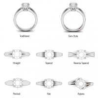 Types of Engagement Rings Settings   Engagement Rings for ...