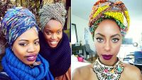 45 Head Wrap Styles for the Long, Short, and Loc'd ...