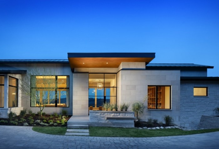 Fachadas De Casa Terrea 15 Modelos De Modernas E Bonitas