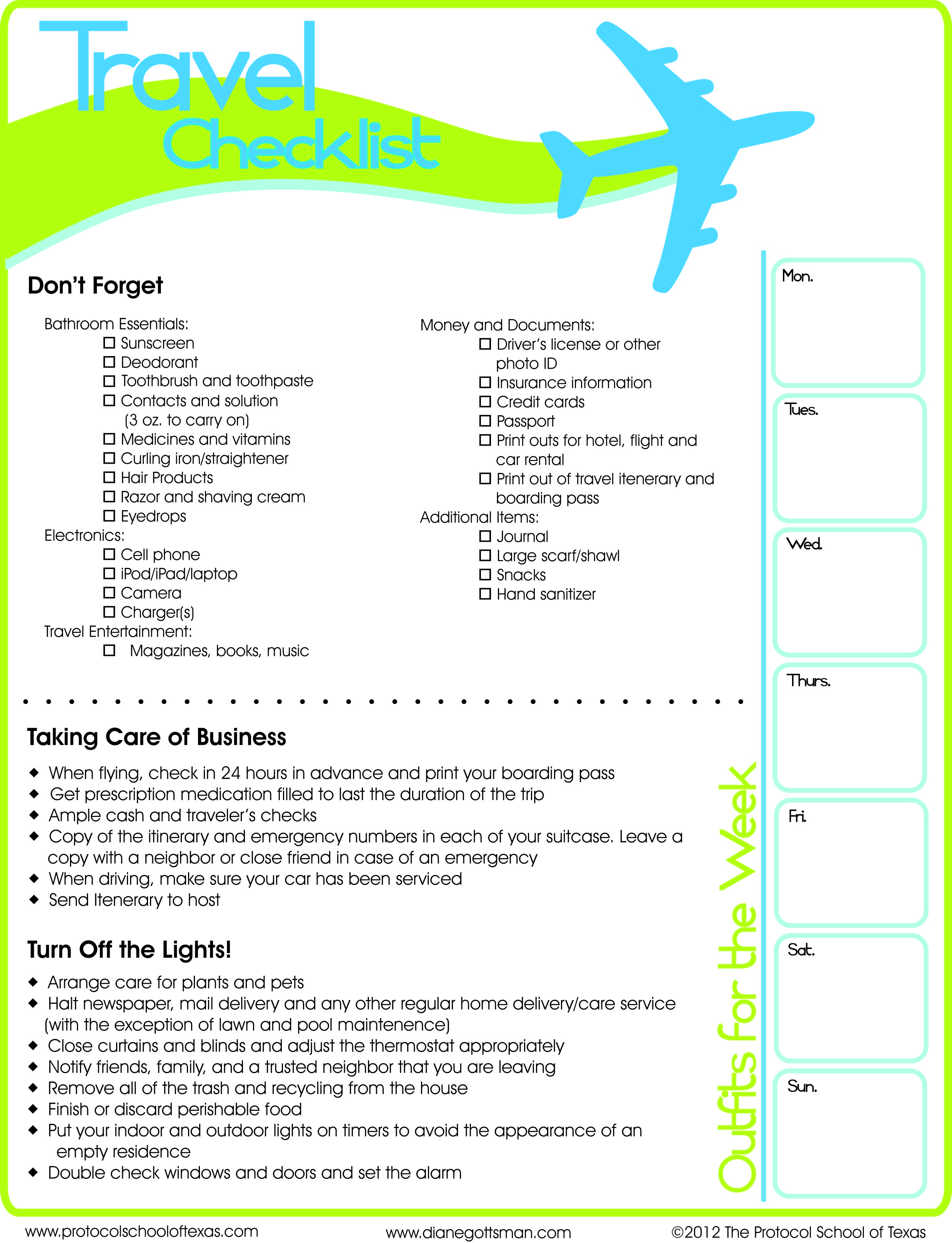 checklist template for traveling profesional resume for job checklist template for traveling packing list template for vacation travel or college 2476 x 3233